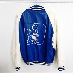 Duke University Blue Devils Vintage Varsity Jacket